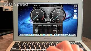 "New MacBook Air 11.6"" (2011): Speed & Gaming Benchmarks"