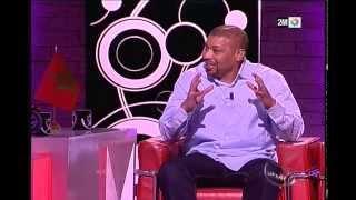 Rachid Show - رشيد شو : أحمد البهجة  - الحلقة كاملة -  الجزء الأول
