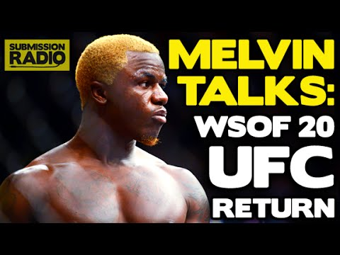 Melvin Guillard BLASTS WSOF! Talks returning to UFC, Tough life, Ozzy Dubulubgov, Justin Gaethje