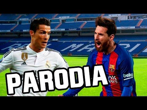 Canción Real Madrid - Barcelona 2-3 (Parodia Ahora Dice ft. J. Balvin, Ozuna, Arcángel) 2017