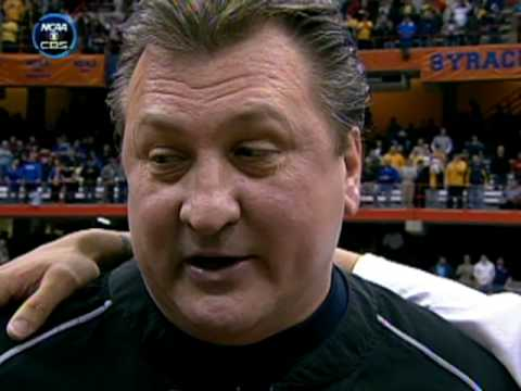 WVU's Huggins, Mazzulla on Making Final Four Video