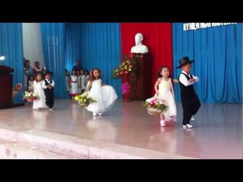 Múa Kachiusa Bin Pro video