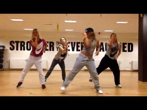 Personally - P-square    Zumba Choreo By Isabella Larka video