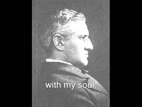 Horatio G. Spafford - When Peace Like A River (hymn with words and music)