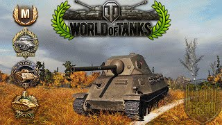 World of Tanks - Skoda T25 - 9 Kills - 4.1k Damage - 2k exp [Replay|HD]