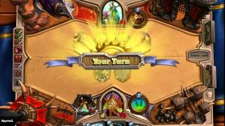 Hearthstone master swordsmith combo epic fail [rogue arena]