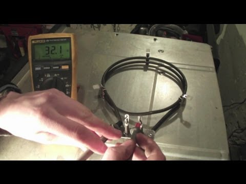 How to fix your Electric Oven - Elements