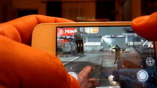 Black Ops Zombie Iphone Level 100!!!