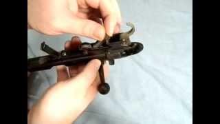 Mossberg Model 385K Bolt Action Shotgun Restoration Pt 1, Project Overview