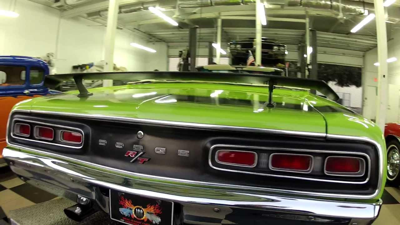 1970 Dodge Coronet R T Convertible Youtube