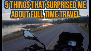 5 Surprises About Full Time Travel For Me (2 Months on the Road)