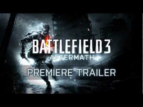 Battlefield 3- Aftermath Premiere Trailer