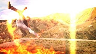 Epic Wizard Fight PSA- Agni Kai (Live Action Firebending & Dragonball Z)