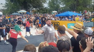 THE WORLD'S STRONGEST MAN 2019 - RESULTS, 3/5 events