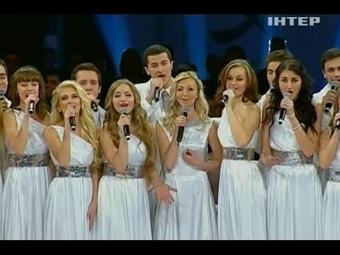 Бой Усик - Мендозу. Гимн Украины