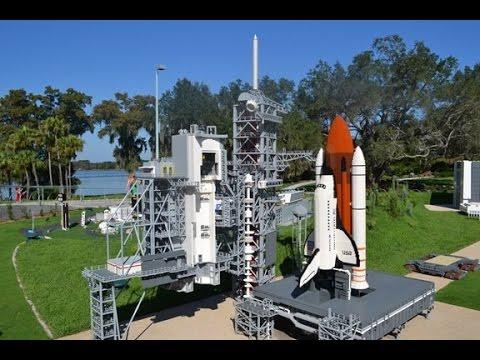 Legoland MINILAND Inc., Daytona 500, Drag Racing and NASA Kennedy Space Centre