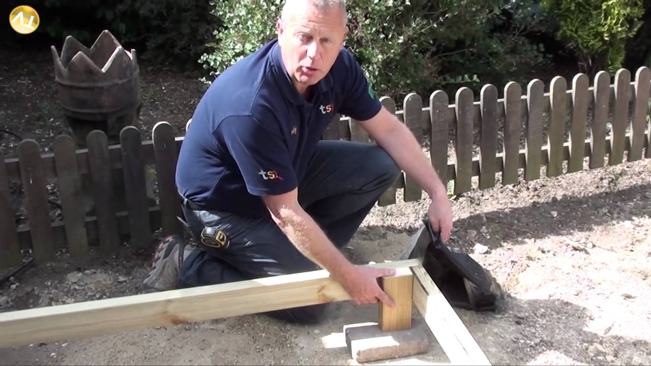 Tommy S Trade Secrets How To Build Decking Youtube