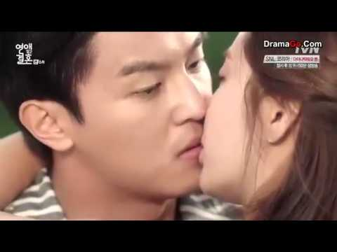 marriage not dating kissing scenes
