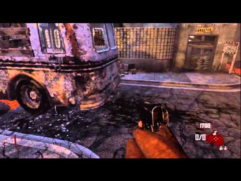 BO2 Zombies: Get Mustang & Sally in Under 3 min in TranZit!! (Teleporter / Fridge Guide)