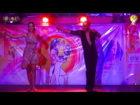 Amgad & Yousra Dance Performance | 1.EIDC