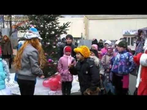 Новый год в Краснодаре.flv