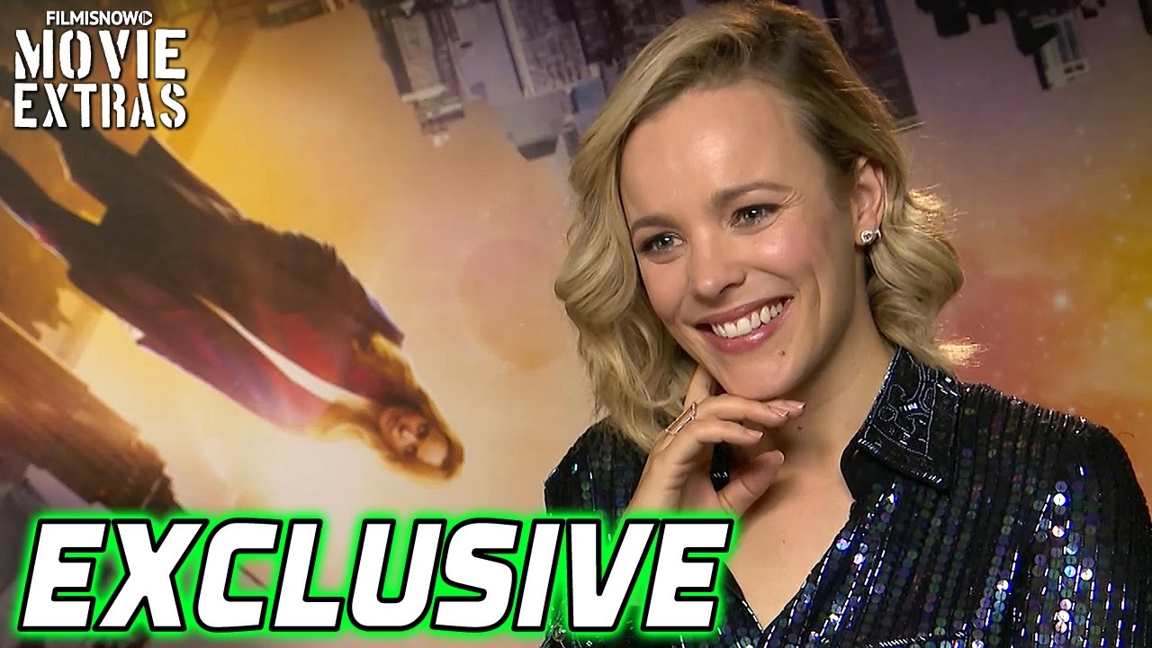 Doctor Strange (2016) Exclusive Interview with Rachel McAdams