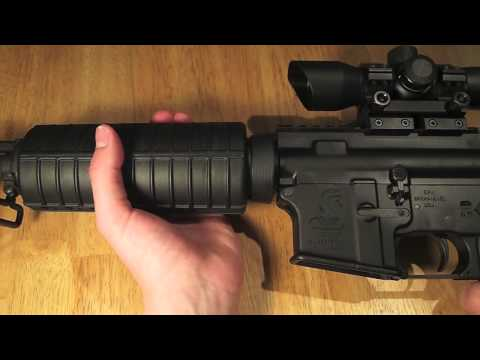 Bushmaster AR-15 ORC Overview