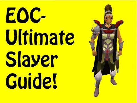 EOC | 99 Slayer Guide - Kuradel | Runescape