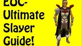 EOC   99 Slayer Guide - Kuradel   Runescape