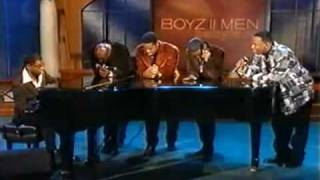 Watch Boyz II Men Babyface video