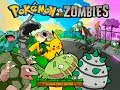 Pokemon VS Zombies Gameplay