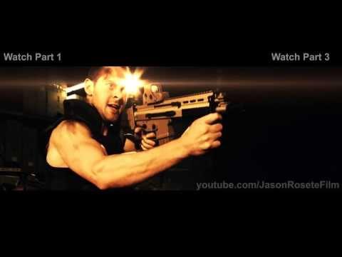 Black Ops 2 Zombies: Part 2 Live-action Fan Film