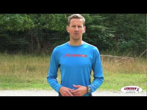 Natural Running - sdan kommer du let i gang