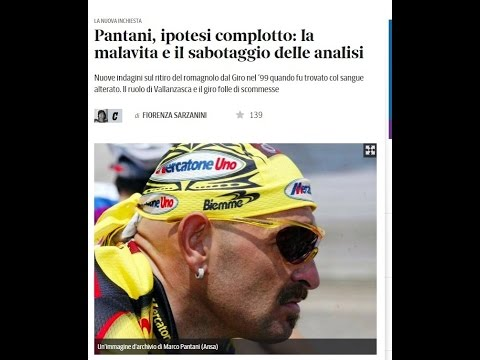 La stanza d'albergo  dove è deceduto Marco Pantani.