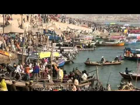 Kumbh Mela, world's biggest religious festival