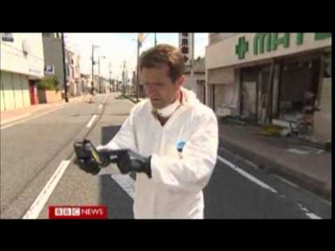 Fukushima Disaster BBC report: Abandoned Towns, Dead Animals, Survivors 19 Sept 11
