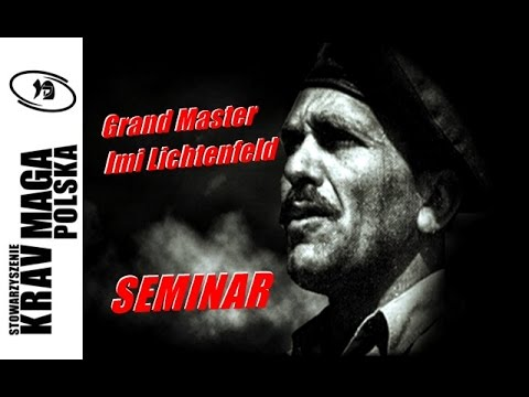 grand master imi lichtenfeld seminar youtube. Black Bedroom Furniture Sets. Home Design Ideas