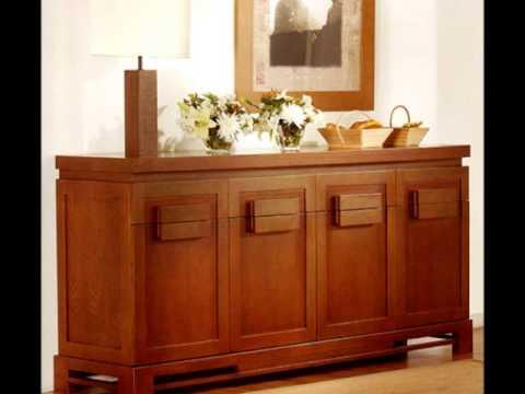 Aparadores para decorar el comedor youtube - Como decorar un mueble de comedor ...