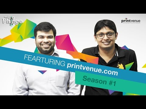 My Big Plunge feat. PrintVenue - Printnever before - YouTube