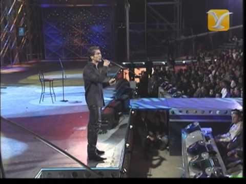 Alejandro Fern�ndez - Alejandro Fern�ndez, Si T� Supieras, Festival de Vi�a 2001