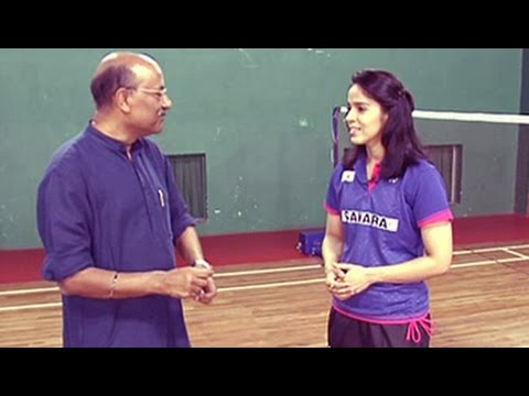 Walk The Talk with Badminton Champion Saina Nehwal