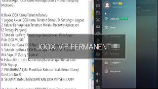 download lagu Tutorial Joox Vip Selamanya Work 100% gratis