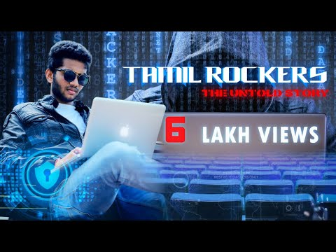 Tamilrockers - The Untold Story | 4K | Short Film 2018 | S.V.Rohit Kumar | HerVoice Productions thumbnail