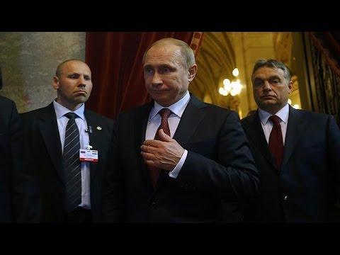 الغاز يبقي بوتين في أوروبا لاعبا رئيسا