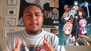 Sword Art Online Anime Review