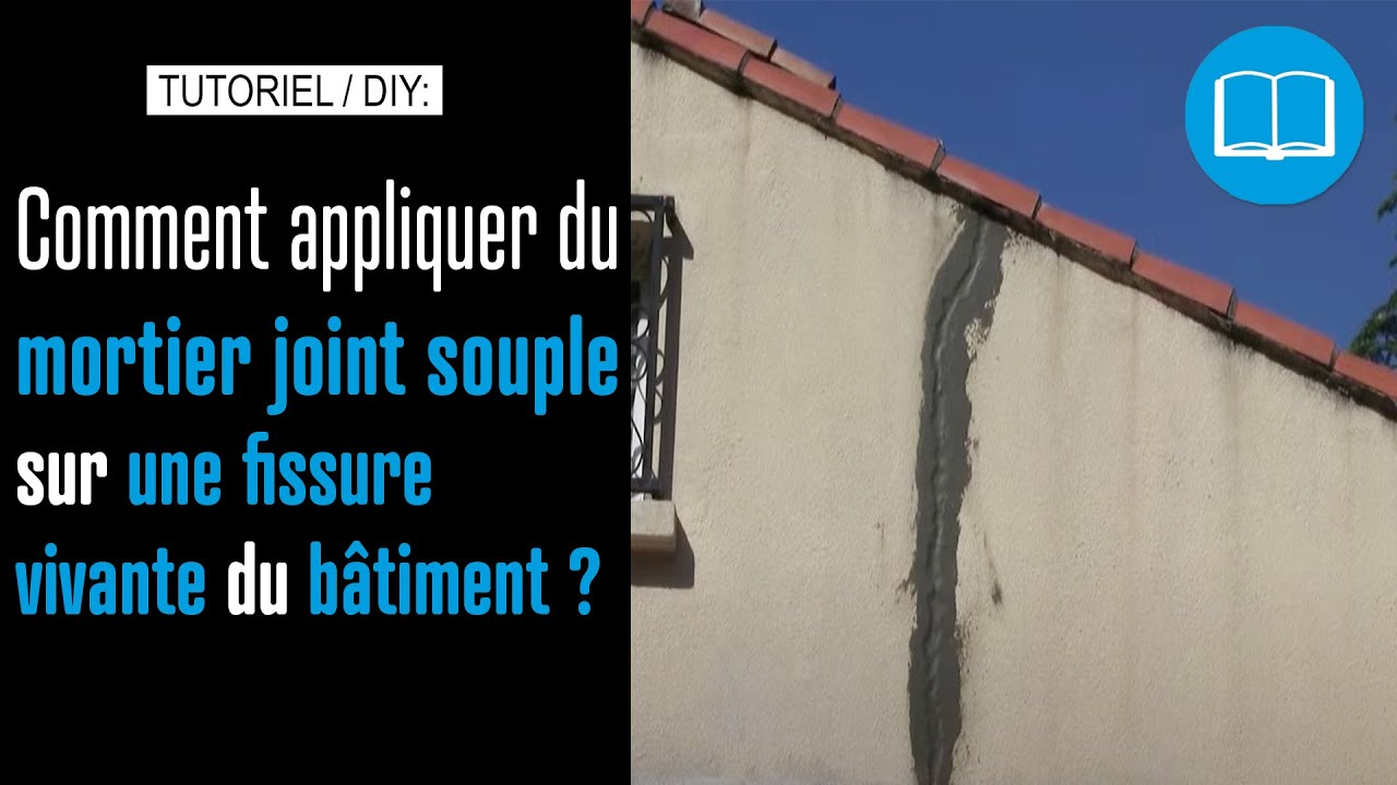 Fissure piscine mur b ton maison traitement tanch it r paration chape carrelage youtube - Difference entre mortier et beton ...