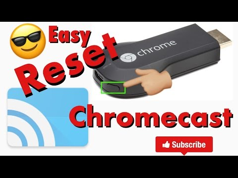 How to Factory reset Chrome cast Everything you need to know!