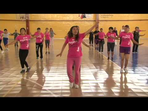 TV Iztapalapa. Zumba Récord Guinness