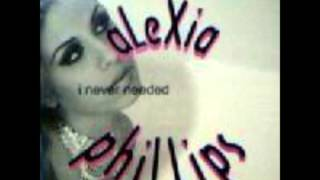 Watch Alexia I Never Needed video