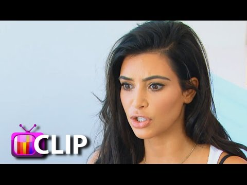 Kim Kardashian Disses Kourtney's Career